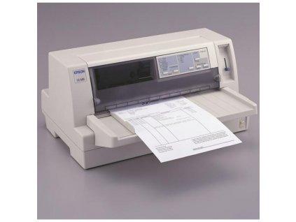 Tiskárna jehličková Epson LQ-680 Pro 413 zn,