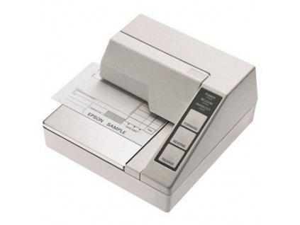 Tiskárna Epson TM-U295-272, bílá, serial, bez zdroje, CZ