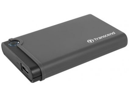 "Box na HDD Transcend StoreJet 25CK3 All-in-one, 2,5"" SATA, USB 3.0"