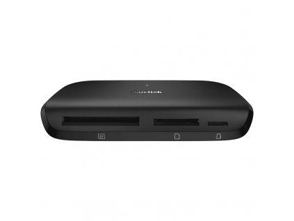 Čtečka paměťových karet Sandisk ImageMate Pro USB 3.0, SD, CF, Micro SD