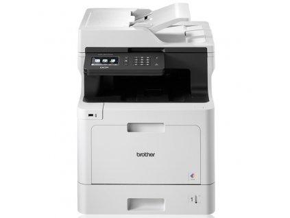 Tiskárna multifunkční Brother DCP-L8410CDW A4, 31str./min, 31str./min, 2400 x 600, automatický duplex, WF
