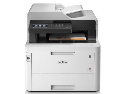 Tiskárna multifunkční Brother MFC-L3770CDW A4, 24str./min, 24str./min, 600 x 2400, automatický duplex, WF