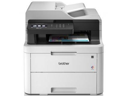 Tiskárna multifunkční Brother MFC-L3730CDN A4, 18str./min, 18str./min, 600 x 2400, automatický duplex
