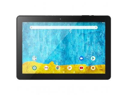 "Dotykový tablet Umax VisionBook 10Q Pro 10.1"", 32 GB, WF, BT, Android 9.0 Pie - stříbrný"
