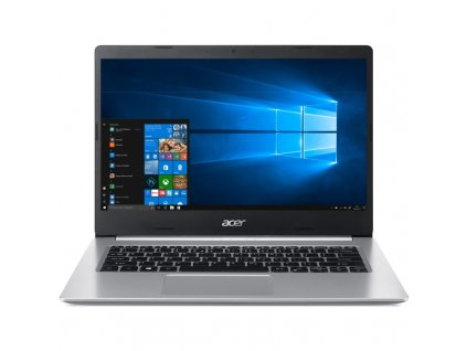 "Ntb Acer Aspire 5 (A514-52-33D6) i3-10110U, 8GB, 256GB, 14"", Full HD, bez mechaniky, Intel HD, BT, CAM, W10 Home  - stříbrný"