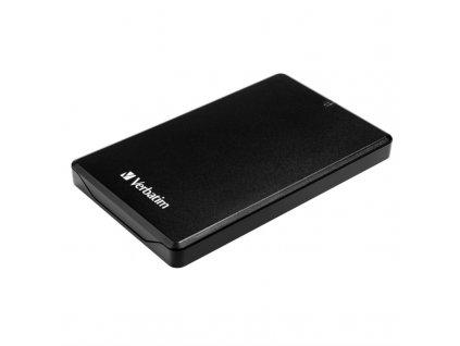 "Box na HDD Verbatim pro 2,5"" HDD SATA, USB 3.0 - černý"