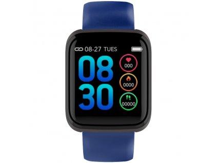 Fitness náramek CUBE 1 C36 - modrý