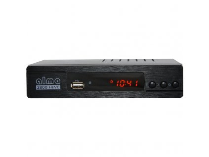 Set-top box ALMA 2800 SE