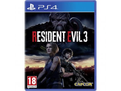 Hra Capcom PlayStation 4 Resident Evil 3 Remake