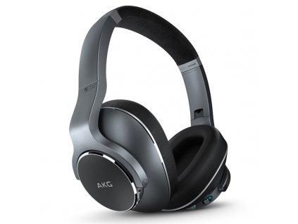 Sluchátka AKG N700NC - stříbrná