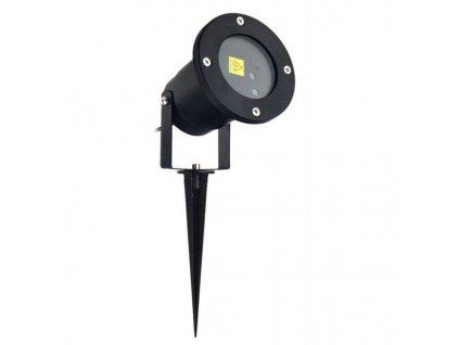 Dekorativní LED projektor Carneo L2, obrazové segmenty
