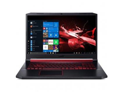 "Ntb Acer Nitro 5 (AN517-51-55V0) i5-9300H, 16GB, 1024 GB, 17.3"", Full HD, bez mechaniky, nVidia GeForce 1650, 4GB, BT, CAM,  - černý"