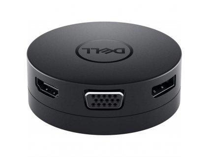 Dokovací stanice Dell USB-C/HDMI, VGA, DisplayPort, RJ45, USB