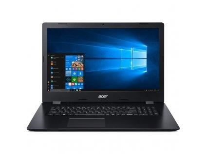 "Ntb Acer Aspire 3 (A317-51-38AA) i3-10110U, 8GB, 256GB, 17.3"", Full HD, DVD±R/RW, Intel UHD Graphics, BT, CAM, Win10 Pro  - černý"