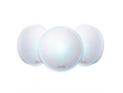 Komplexní Wi-Fi systém Asus Lyra Mini MAP-AC1300 (3-pack) - AC1300 dvoupásmový WiFi Aimesh
