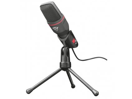 Mikrofon Trust GXT 212 Mico, USB - černý