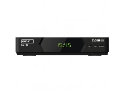 Set-top box EMOS EM190 HD