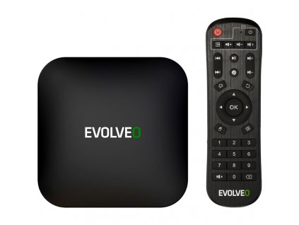 Multimediální centrum Evolveo MultiMedia Box C4, Quad Core