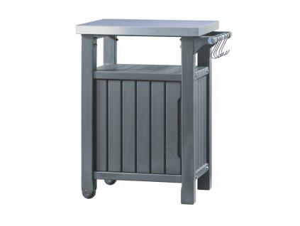 Grilovací stolek Keter malý