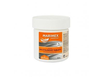 Bazénová chemie Marimex Spa Kyslíkové tablety 0,5 kg