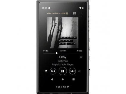 Digitální přehrávač Sony NW-A105B, černý