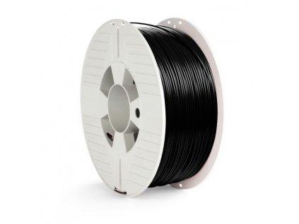 Tisková struna Verbatim PET-G 1,75 mm pro 3D tiskárnu, 1kg - černá