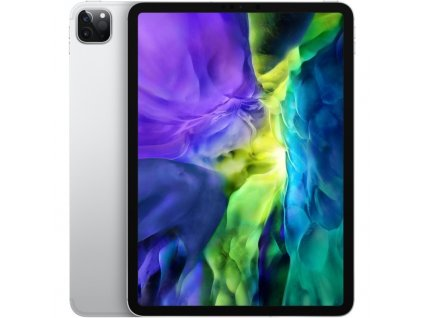 "Dotykový tablet Apple iPad Pro 11"" (2020) WiFi + Cell 128 GB - Silver, WF, BT, 3G, iOS 13"