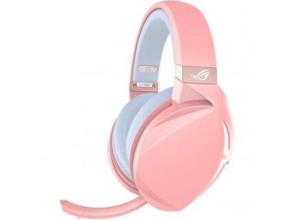 Headset Asus ROG Strix Fusion 300 - růžový