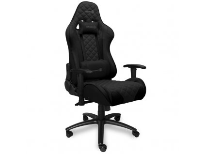 Herní židle Connect IT Monaco Pro - černá