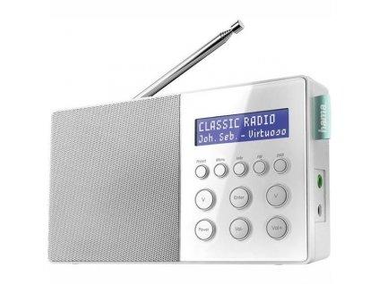 Radiopřijímač DAB Hama DR10