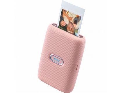 Fototiskárna Fujifilm Instax mini Link, růžová