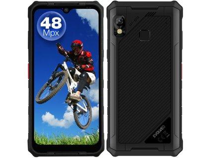 Mobilní telefon Evolveo StrongPhone G9 - černý