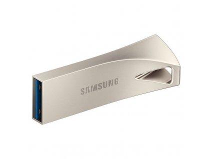 Flash USB Samsung Bar Plus 128GB USB 3.1 - stříbrný