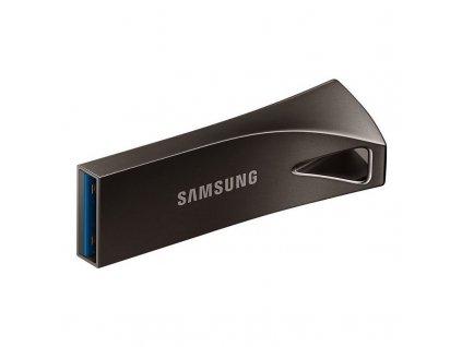 Flash USB Samsung Bar Plus 128GB USB 3.1 - šedý