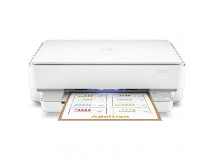 Tiskárna multifunkční HP 6075 A4, 10str./min, 7str./min, 4800 x 1200, automatický duplex, WF