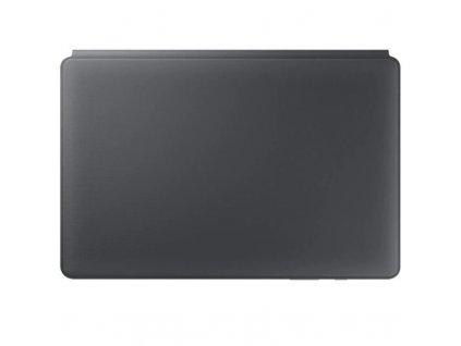 Ochranný kryt s klávesnicí pro Galaxy Tab S6 Lite - černý