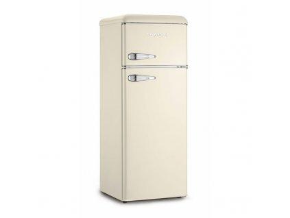 Chladnička 2dv. Snaige FR240 1RR1 C3, Retro