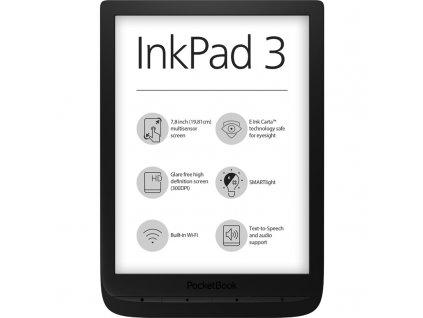 Čtečka e-knih Pocket Book 740 Inkpad3 - černá