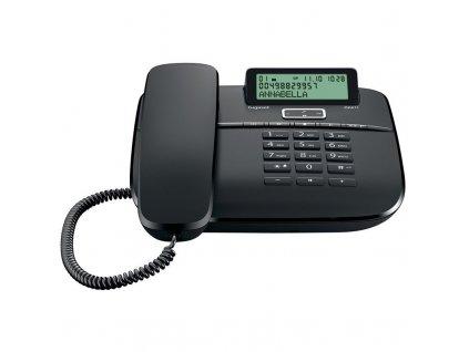Domácí telefon Siemens Gigaset DA611 - černý