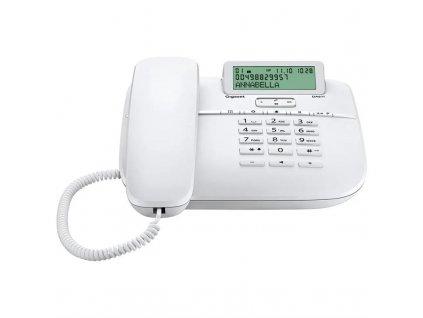 Domácí telefon Siemens Gigaset DA611 - bílý