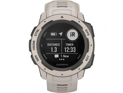 GPS hodinky Garmin Instinct Gray Optic