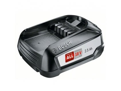 Akumulátor Bosch PBA 18V 2,5 Ah W-B Regular