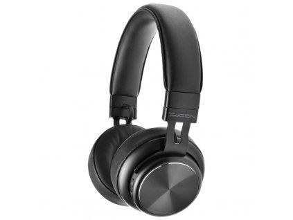 Sluchátka GoGEN HBTM 92B - černá