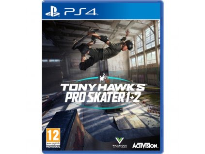 Hra Activision PlayStation 4 Tony Hawk´s Pro Skater 1+2