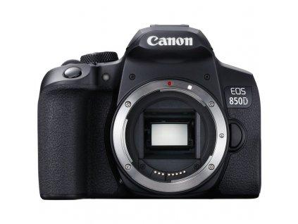 Zrcadlovka Canon EOS 850D, tělo