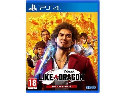 Hra Sega PlayStation 4 Yakuza: Like a Dragon