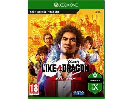 Hra Sega Xbox One Yakuza: Like a Dragon