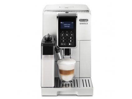 Espresso DeLonghi Ecam 350.55 W Dinamica  + STYLOVÉ DÁRKY V HODNOTĚ 590 Kč