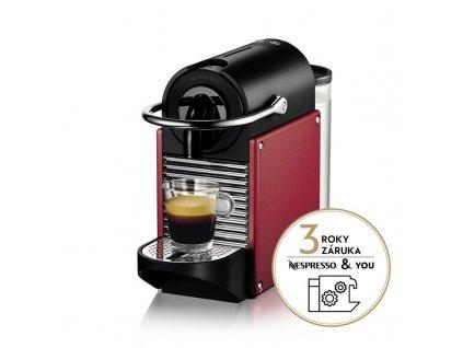Espresso DeLonghi EN124.R Nespresso