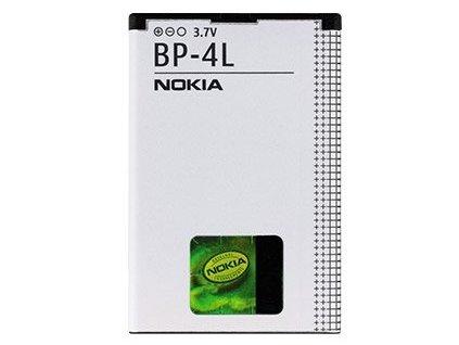 Baterie Nokia BP-4L, Li-pol 3,6V 1500 mAh pro Nokia E6, E52, E72, E6-00, E90